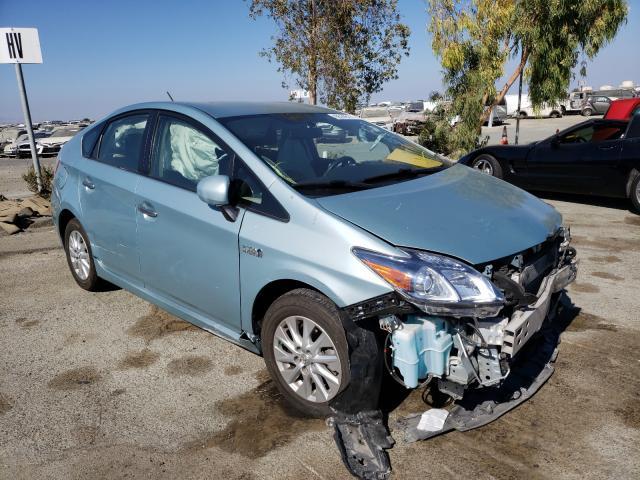 Vehiculos salvage en venta de Copart Martinez, CA: 2013 Toyota Prius Plug