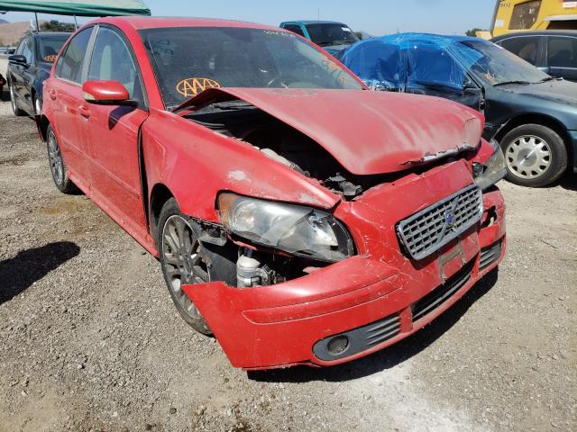 Salvage cars for sale from Copart San Martin, CA: 2004 Volvo S40 T5
