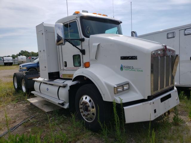 Vehiculos salvage en venta de Copart Elgin, IL: 2015 Kenworth Construction