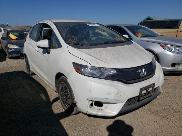 Salvage cars for sale from Copart San Martin, CA: 2016 Honda FIT LX