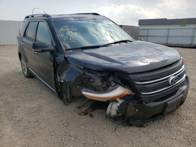 Vehiculos salvage en venta de Copart Bismarck, ND: 2013 Ford Explorer L