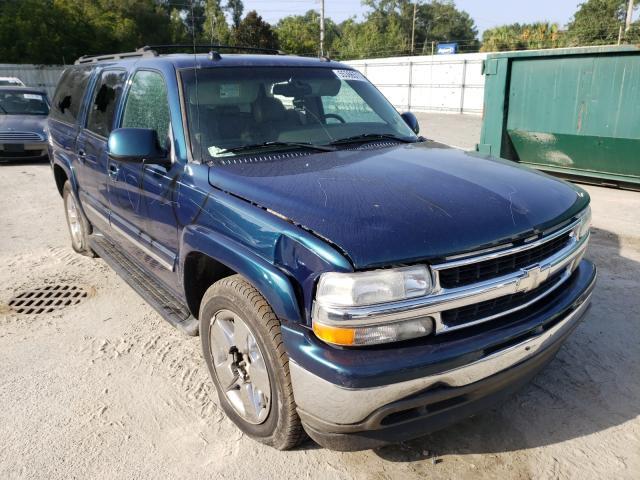 Chevrolet salvage cars for sale: 2005 Chevrolet Suburban C