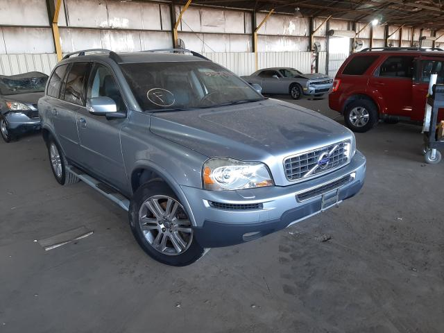 Salvage cars for sale from Copart Phoenix, AZ: 2011 Volvo XC90 3.2