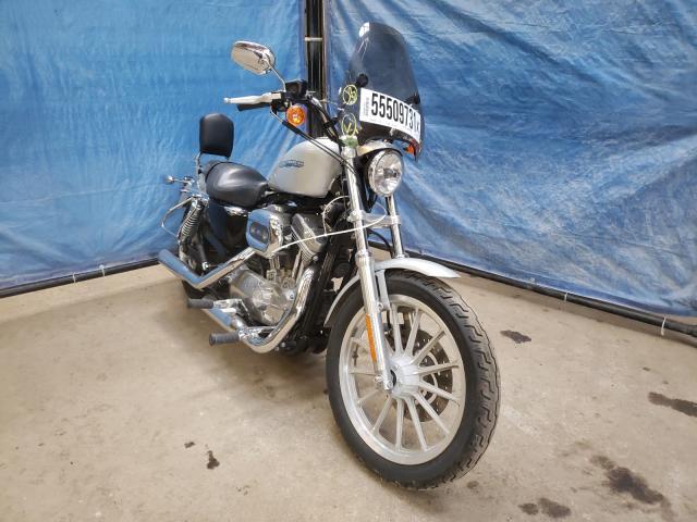Harley-Davidson salvage cars for sale: 2005 Harley-Davidson XL883 L