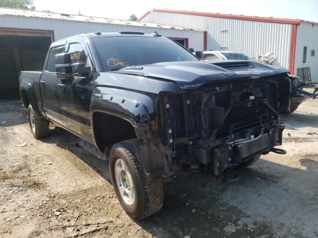 Salvage cars for sale from Copart Lyman, ME: 2017 Chevrolet Silverado