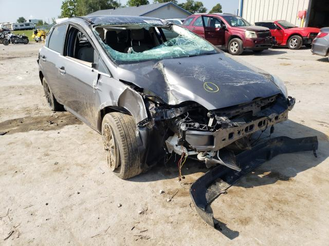 Salvage cars for sale from Copart Sikeston, MO: 2012 Ford Focus SEL