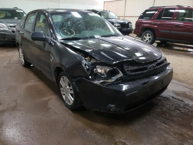 Salvage cars for sale from Copart Davison, MI: 2010 Ford Focus SEL