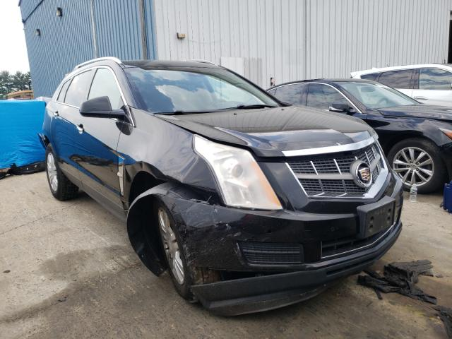 Salvage cars for sale from Copart Grantville, PA: 2012 Cadillac SRX Luxury