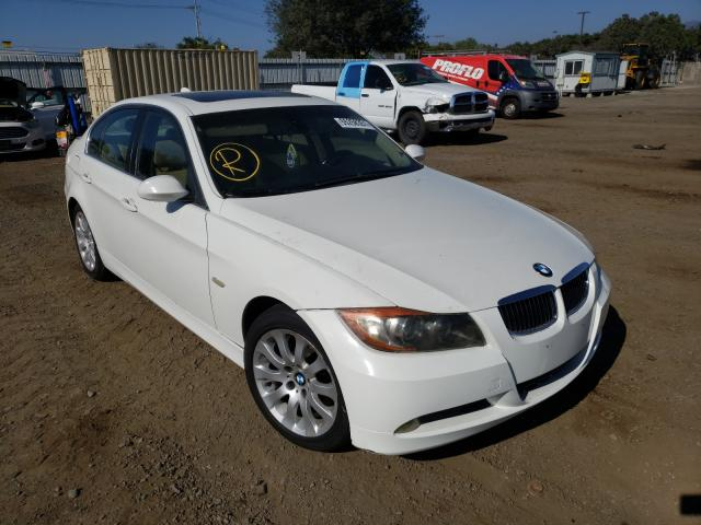 Salvage cars for sale from Copart San Diego, CA: 2006 BMW 330 I