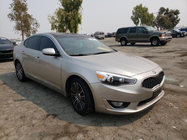 Vehiculos salvage en venta de Copart Martinez, CA: 2014 KIA Cadenza PR