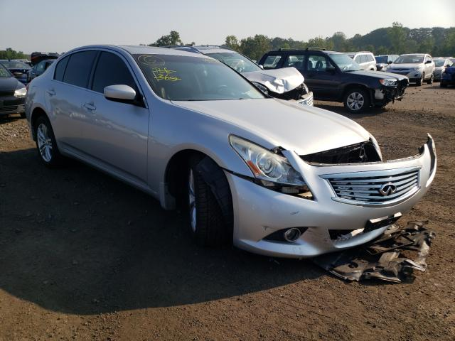 Infiniti salvage cars for sale: 2012 Infiniti G25