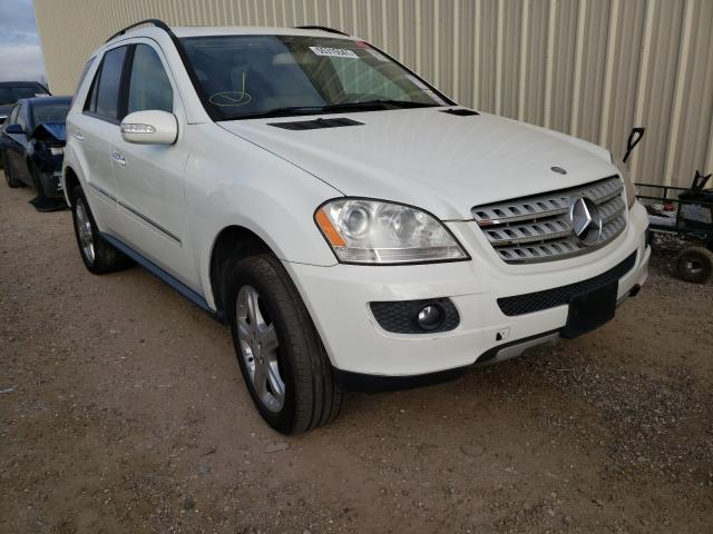 2008 Mercedes-Benz ML 350 en venta en Houston, TX
