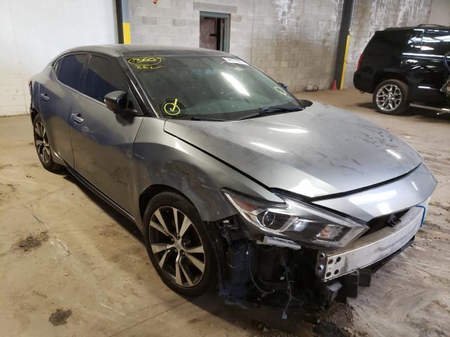 Nissan Maxima salvage cars for sale: 2016 Nissan Maxima