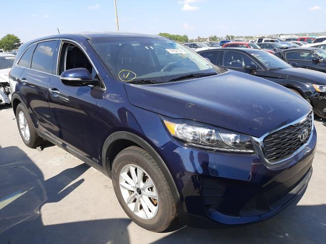Vehiculos salvage en venta de Copart Grand Prairie, TX: 2020 KIA Sorento S