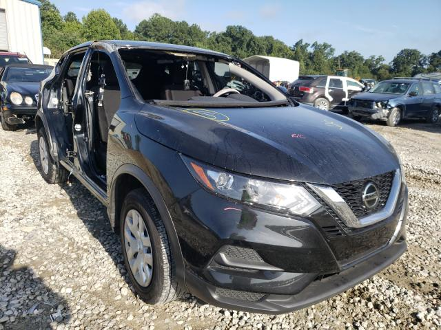 Salvage cars for sale from Copart Ellenwood, GA: 2020 Nissan Rogue Sport
