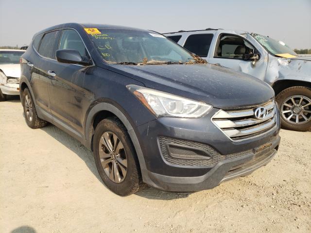 Vehiculos salvage en venta de Copart Anderson, CA: 2013 Hyundai Santa FE S