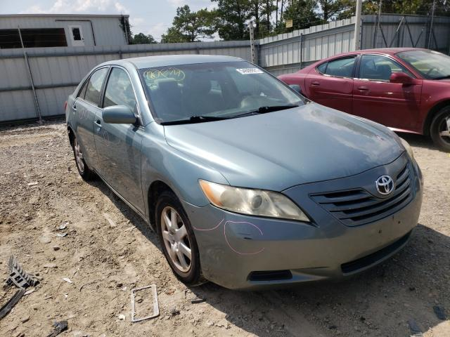 Salvage cars for sale from Copart Florence, MS: 2007 Toyota Camry LE