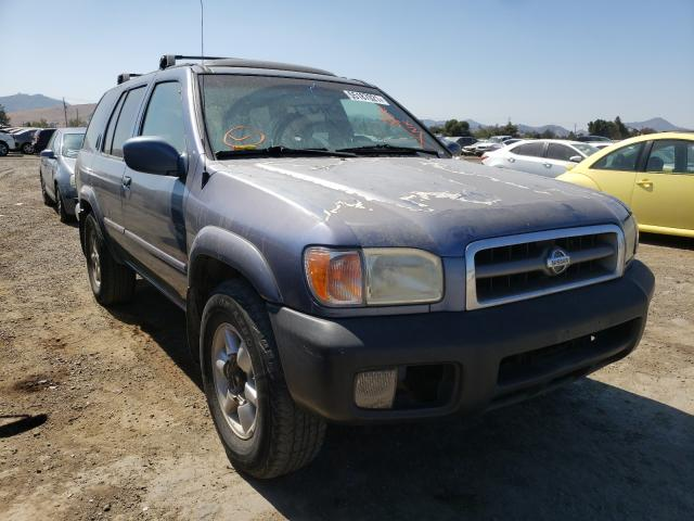 Salvage cars for sale from Copart San Martin, CA: 2001 Nissan Pathfinder