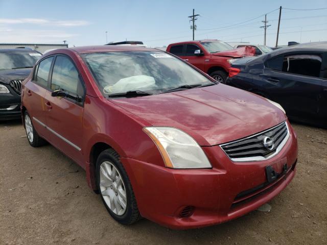 Nissan Vehiculos salvage en venta: 2012 Nissan Sentra 2.0