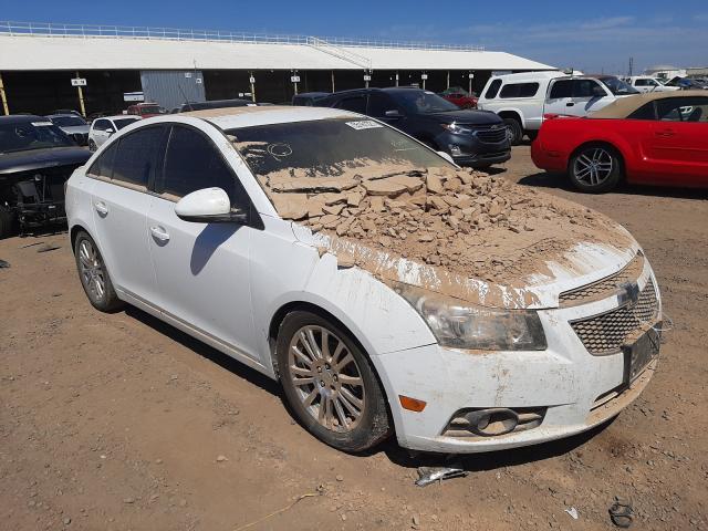 Salvage cars for sale at Phoenix, AZ auction: 2014 Chevrolet Cruze ECO