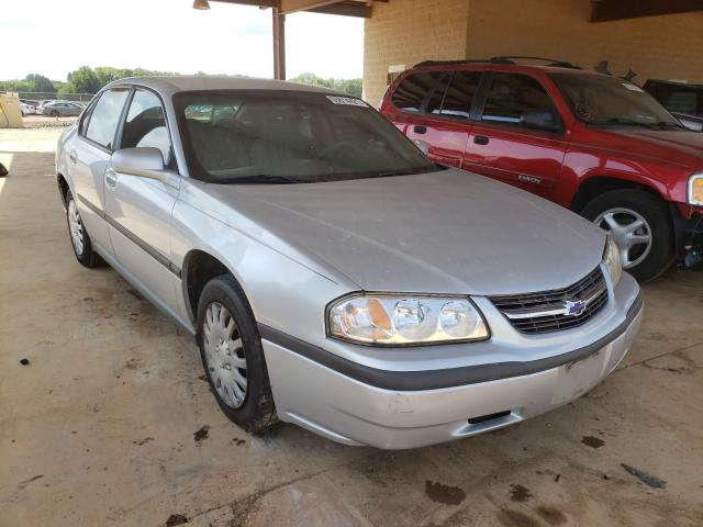 Salvage cars for sale from Copart Tanner, AL: 2004 Chevrolet Impala