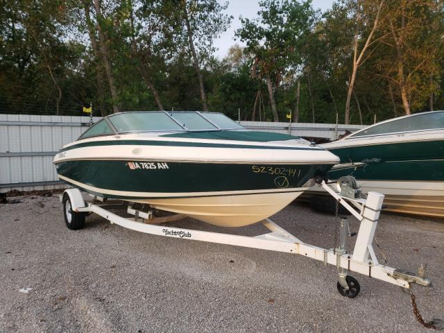 Cobalt salvage cars for sale: 1995 Cobalt Boat 200