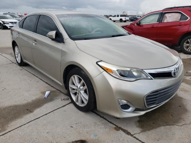 Salvage cars for sale from Copart New Orleans, LA: 2014 Toyota Avalon Base