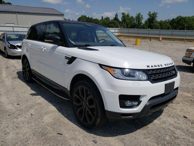 Salvage cars for sale from Copart Chatham, VA: 2014 Land Rover Range Rover
