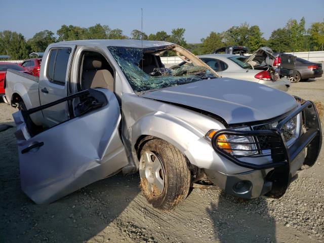 Vehiculos salvage en venta de Copart Spartanburg, SC: 2007 Nissan Frontier C