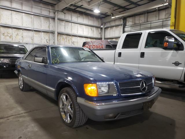 1984 Mercedes-Benz 500 SEC for sale in Woodburn, OR