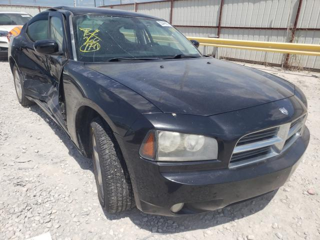 Salvage cars for sale from Copart Haslet, TX: 2010 Dodge Charger SX