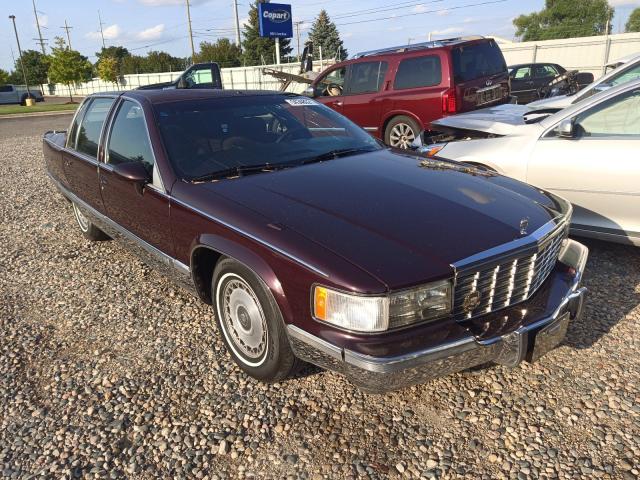 Cadillac Fleetwood salvage cars for sale: 1994 Cadillac Fleetwood