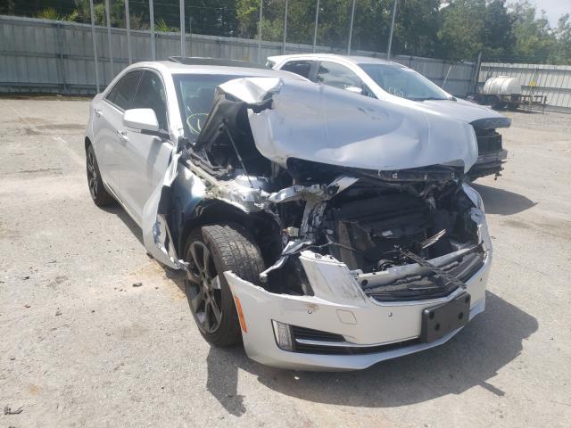 Cadillac Vehiculos salvage en venta: 2018 Cadillac ATS Premium