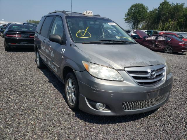 Vehiculos salvage en venta de Copart Fredericksburg, VA: 2005 Mazda MPV Wagon