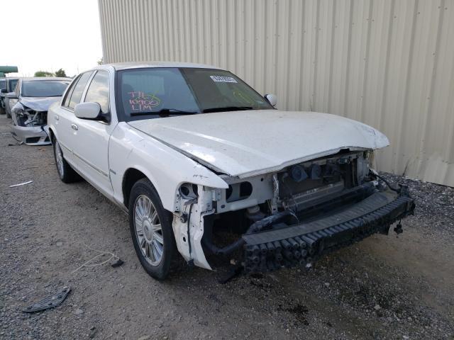 Mercury salvage cars for sale: 2010 Mercury Grand Marq