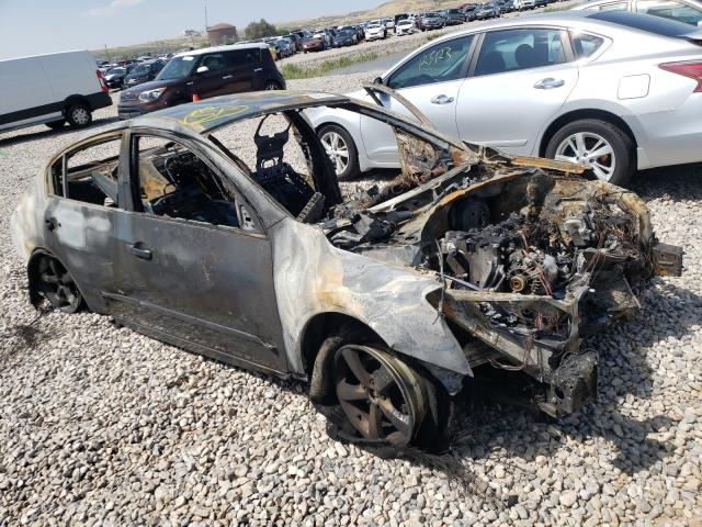 Salvage cars for sale at Magna, UT auction: 2008 Nissan Altima 2.5