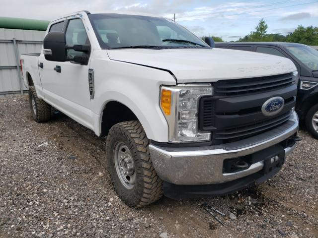 Salvage cars for sale from Copart Houston, TX: 2019 Ford F250 Super