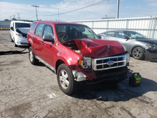 Vehiculos salvage en venta de Copart Dyer, IN: 2009 Ford Escape XLS