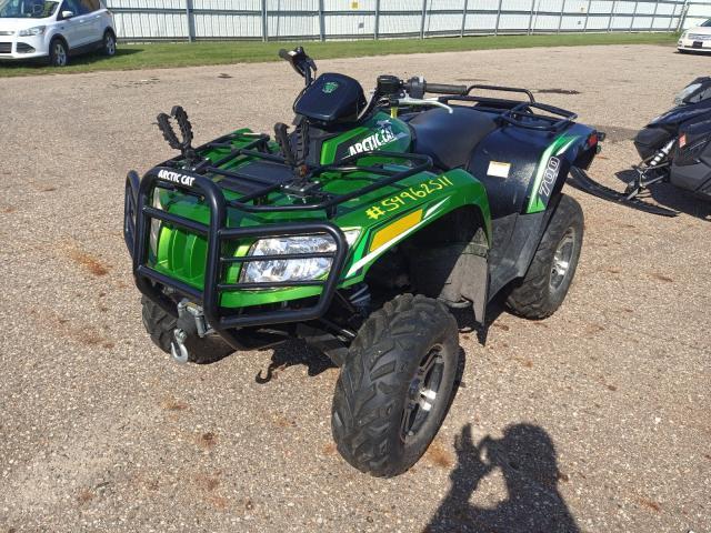 2012 ARCTIC CAT 700 4UF12ATV4CT208275