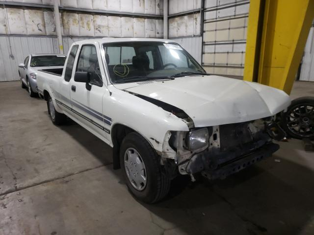 Salvage cars for sale from Copart Woodburn, OR: 1994 Toyota Pickup 1/2