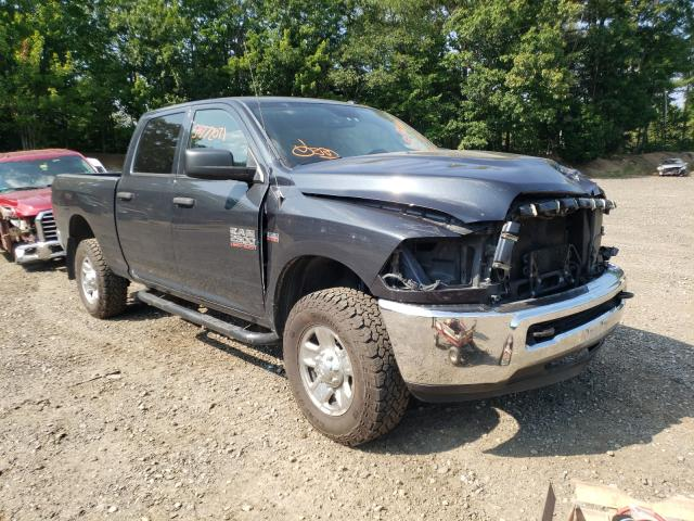 Salvage cars for sale from Copart Lyman, ME: 2016 Dodge RAM 2500 ST