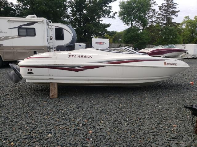 Larson salvage cars for sale: 2005 Larson Boat