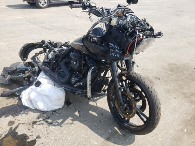 Salvage cars for sale from Copart Dunn, NC: 2019 Harley-Davidson Fltrx