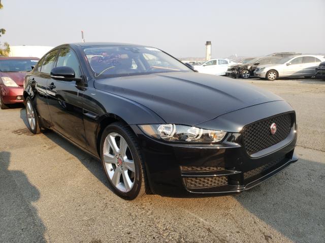 Vehiculos salvage en venta de Copart Martinez, CA: 2018 Jaguar XE Prestige