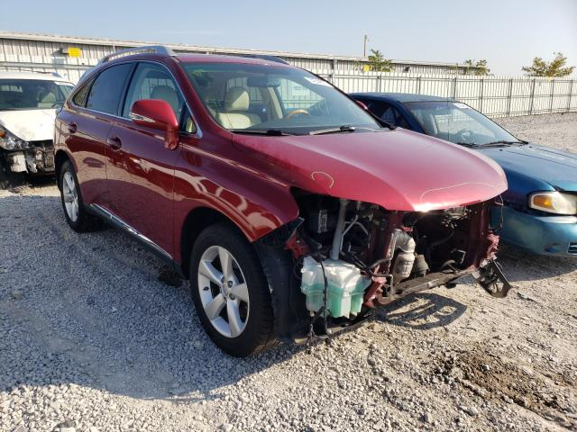 Salvage cars for sale from Copart Walton, KY: 2011 Lexus RX 350