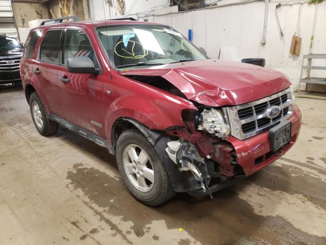 2008 Ford Escape XLT en venta en Casper, WY