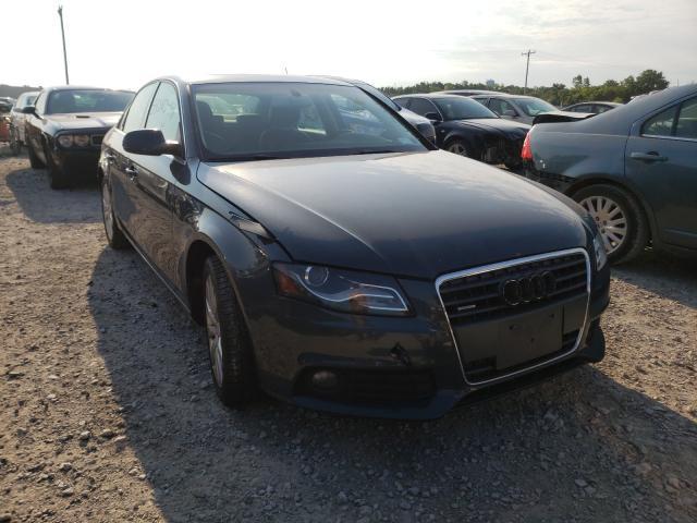 Vehiculos salvage en venta de Copart Leroy, NY: 2010 Audi A4 Premium