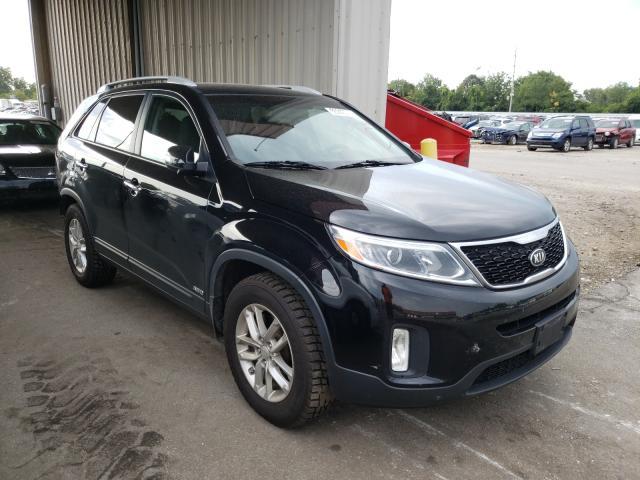 Vehiculos salvage en venta de Copart Fort Wayne, IN: 2014 KIA Sorento