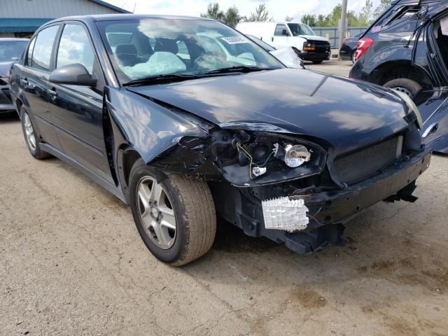 Salvage cars for sale from Copart Pekin, IL: 2005 Chevrolet Malibu LS