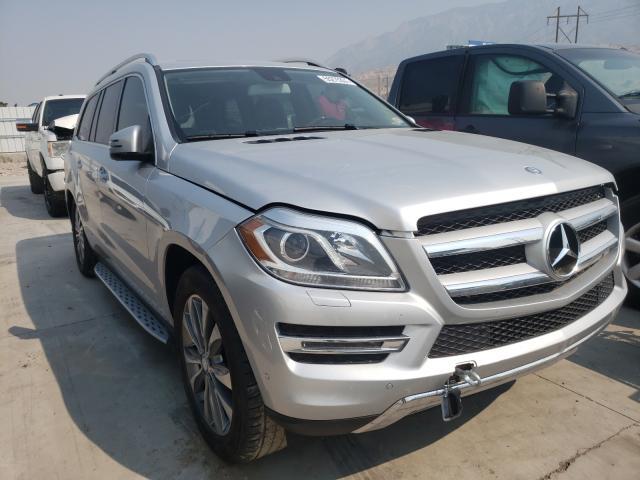 Mercedes-Benz Vehiculos salvage en venta: 2014 Mercedes-Benz GL 450 4matic